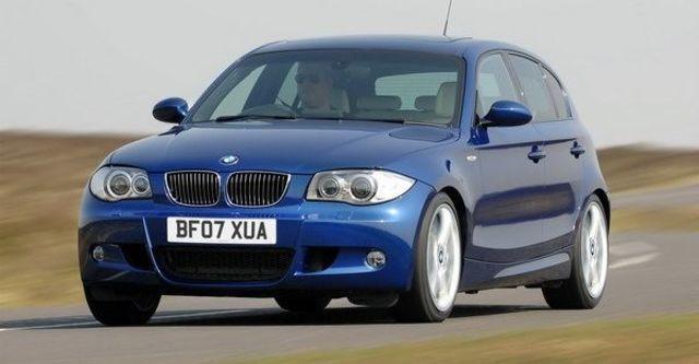 2008 BMW 1 Series 120i  第10張相片