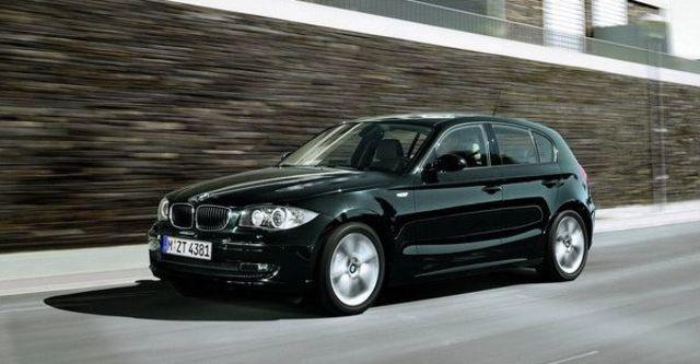 2008 BMW 1 Series 130i  第4張相片