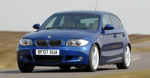2008 BMW 1 Series 130i  第6張相片
