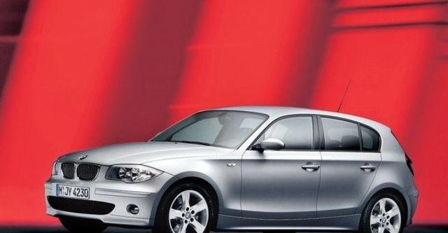 2008 BMW 1 Series 130i  第10張相片