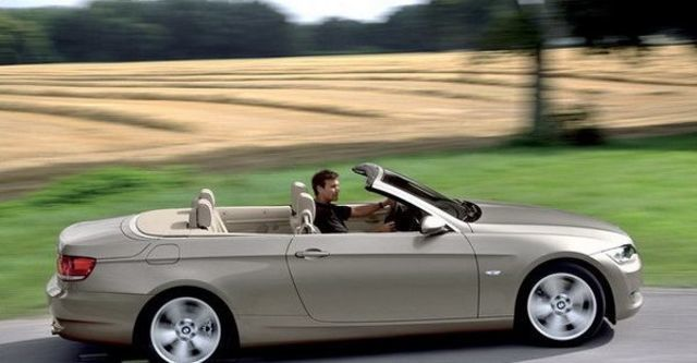 2008 BMW 3 Series Convertible 320i  第1張相片