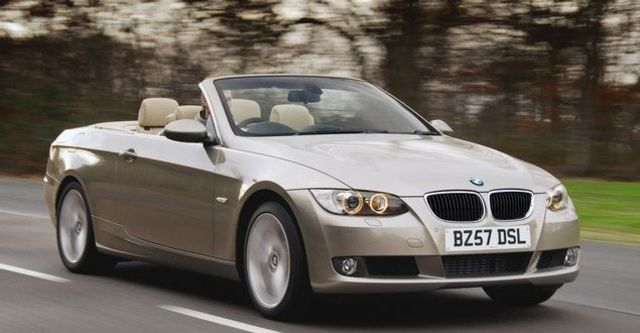 2008 BMW 3 Series Convertible 320i  第4張相片
