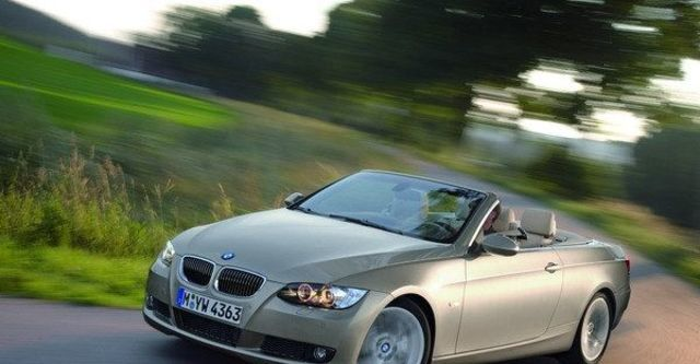 2008 BMW 3 Series Convertible 320i  第5張相片