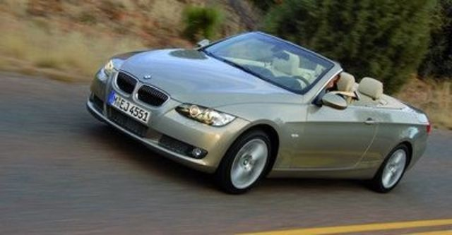 2008 BMW 3 Series Convertible 320i  第9張相片