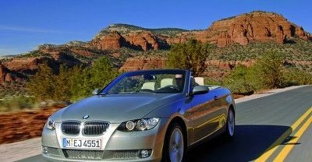 2008 BMW 3 Series Convertible 320i  第10張相片