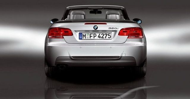 2008 BMW 3 Series Convertible 320i  第12張相片