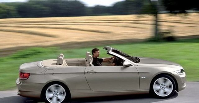 2008 BMW 3 Series Convertible 325i  第1張相片