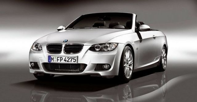 2008 BMW 3 Series Convertible 335i  第8張相片