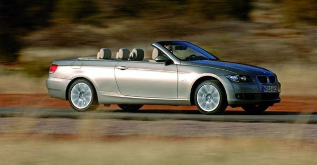 2008 BMW 3 Series Convertible 335i  第11張相片
