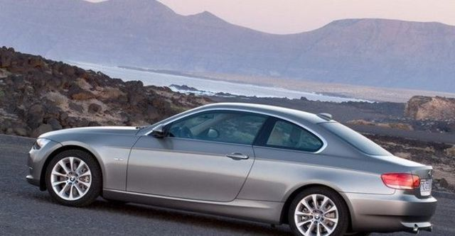 2008 BMW 3 Series Coupe 325i