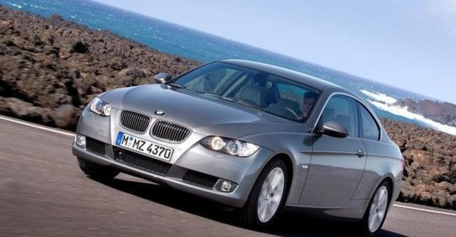 2008 BMW 3 Series Coupe 325i  第3張相片