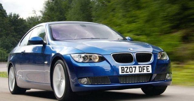 2008 BMW 3 Series Coupe 335i  第1張相片