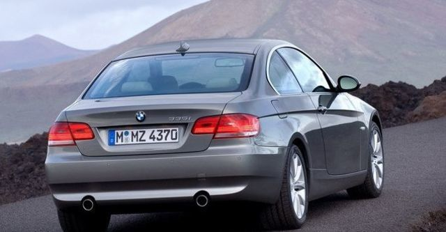 2008 BMW 3 Series Coupe 335i  第7張相片