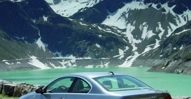 2008 BMW 3 Series Coupe 335i  第8張相片