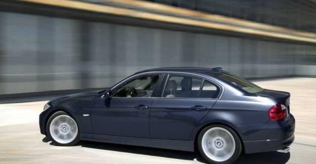 2008 BMW 3 Series Sedan 323i  第8張相片