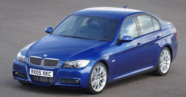 2008 BMW 3 Series Sedan 323i  第10張相片