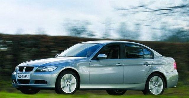 2008 BMW 3 Series Sedan 325i