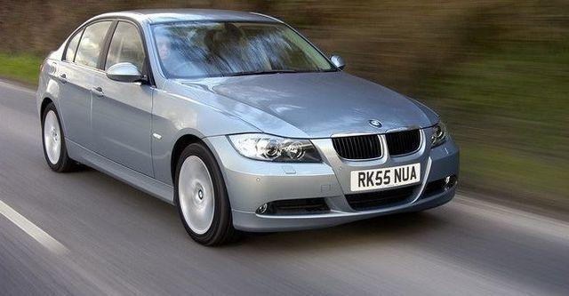 2008 BMW 3 Series Sedan 325i  第4張相片