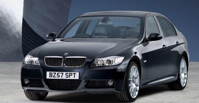 2008 BMW 3 Series Sedan 335i  第5張相片