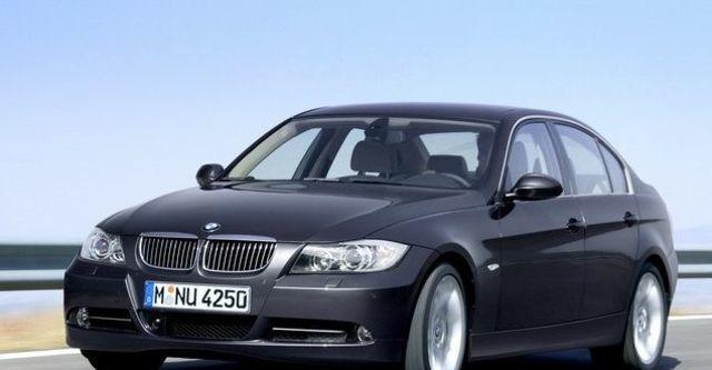 2008 BMW 3 Series Sedan 335i  第9張相片