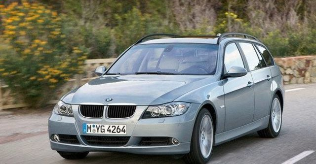 2008 BMW 3 Series Touring 320d  第2張相片