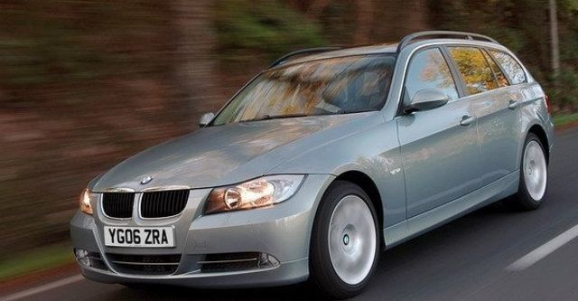 2008 BMW 3 Series Touring 320d  第3張相片
