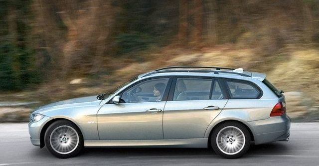 2008 BMW 3 Series Touring 320d  第4張相片