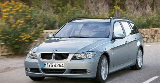 2008 BMW 3 Series Touring 335i  第2張相片