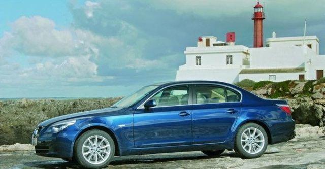 2008 BMW 5 Series 520d  第3張相片