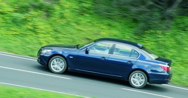 2008 BMW 5 Series 525d  第4張相片