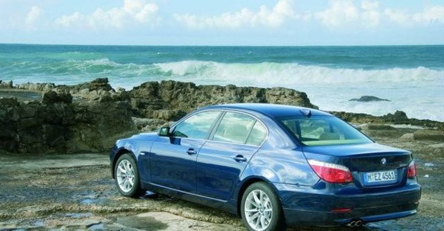 2008 BMW 5 Series 525d  第5張相片