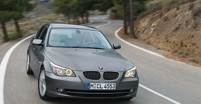 2008 BMW 5 Series 525d  第9張相片