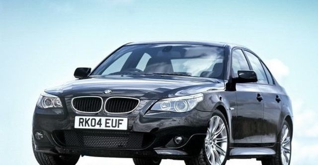 2008 BMW 5 Series 535d  第1張相片
