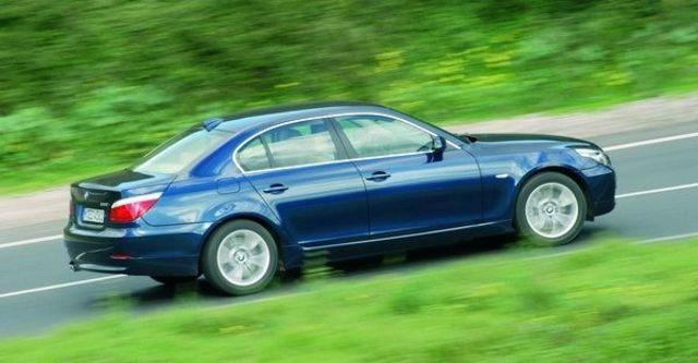 2008 BMW 5 Series 550i  第6張相片
