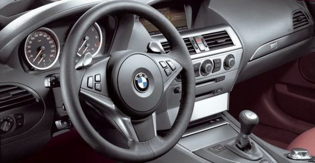 2008 BMW 6 Series 630i  第9張相片