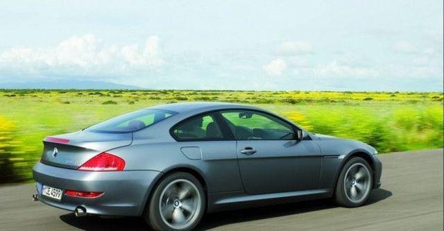 2008 BMW 6 Series 650i  第4張相片