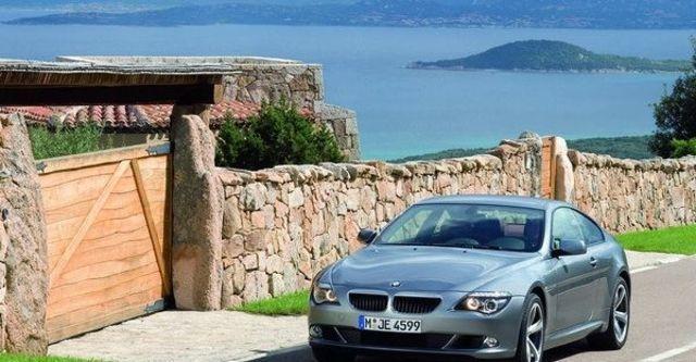 2008 BMW 6 Series 650i  第5張相片