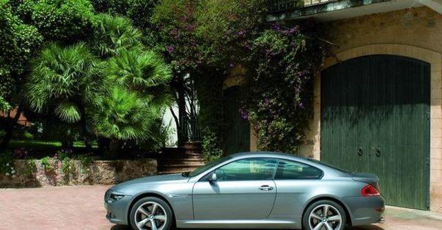 2008 BMW 6 Series 650i  第6張相片