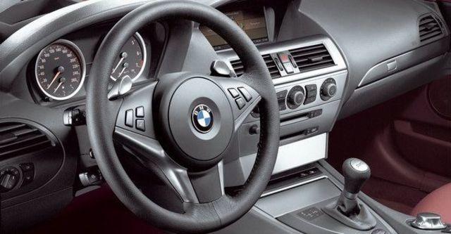 2008 BMW 6 Series 650i  第9張相片