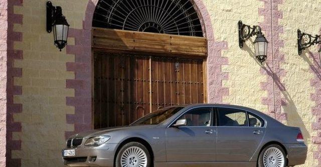 2008 BMW 7 Series 730i  第6張相片