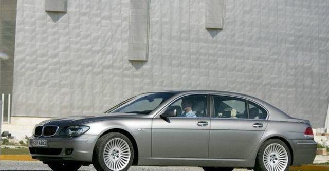 2008 BMW 7 Series 730Li  第4張相片