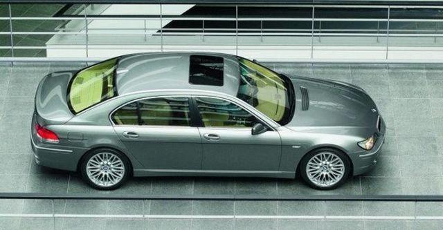 2008 BMW 7 Series 730Li  第5張相片