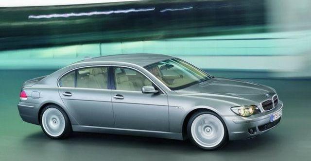 2008 BMW 7 Series 740Li Individual  第7張相片
