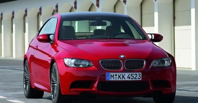 2008 BMW M3 Coupe  第1張相片
