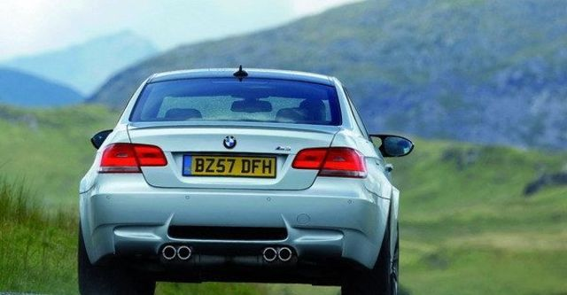 2008 BMW M3 Coupe  第3張相片