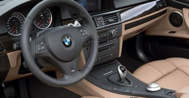 2008 BMW M3 Coupe  第4張相片