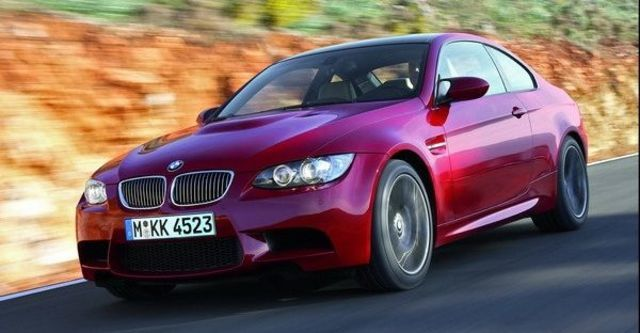 2008 BMW M3 Coupe  第5張相片
