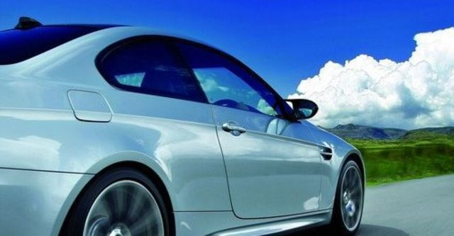 2008 BMW M3 Coupe  第7張相片