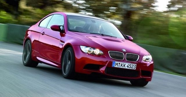 2008 BMW M3 Coupe  第9張相片