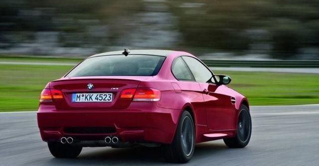 2008 BMW M3 M-DCT  第10張相片